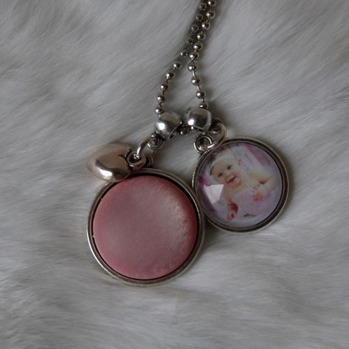 "Ketting ""Fotobedel / Color matt"""